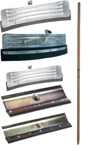 Wischblatt für Schieber /& Stiel Kot- und Gülleschieber Metall Mistschieber