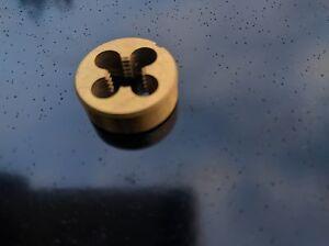 M3.5 x 0.6, RH. overall diameter (OD) 20mm Metric tungsten steel Die Button NEW