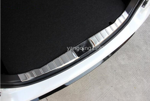 +FOR Outlander sport 2016 2017 INNER REAR BUMPER PROTECTOR TRIM CARGO SILL