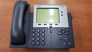 Cisco 7942 Teleofono Voip - Cp7942g-ita