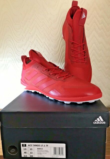 on sale 7a912 e0140 Adidas (BA8533) ACE Tango 17.1 TF adults football boots - Red/Grey (new in  box)