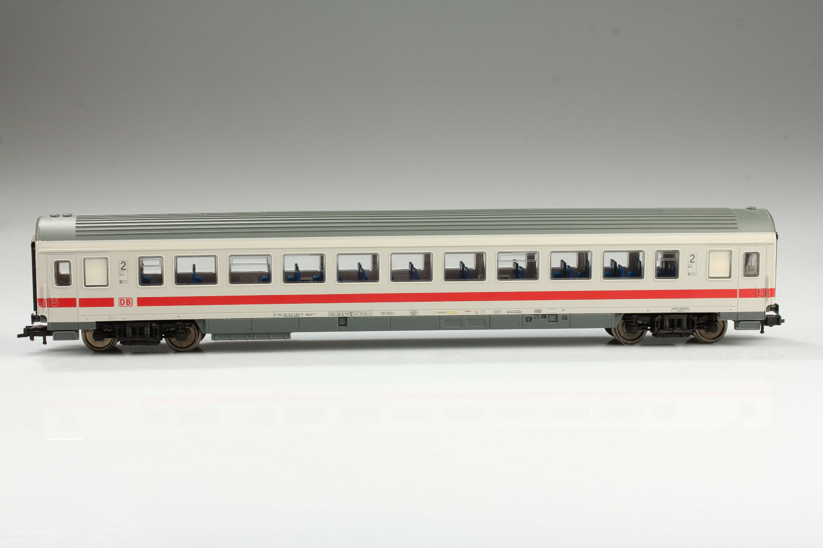 Piko H0 Ic 2Kl. Passenger Cars Db 61 80 20-94 485-5 Dirt Scratches without