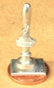 1-12-Massstab-Einzel-Unlackiert-Zinn-BAR-Pumpe-Griff-Tumdee-Puppenhaus-Miniatur