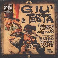 Ennio Morricone - OST Giu La Testa (Vinyl LP - 1971 - EU - Reissue)