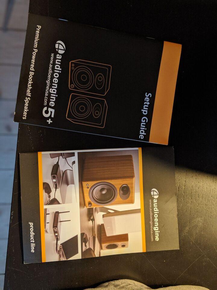 Højttaler, Audioengine, 5+ Premium