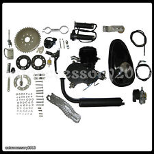 80cc 2 Stroke Gas Bicycle Engine Motor Kit For Motorized Bike Bicycle Engine