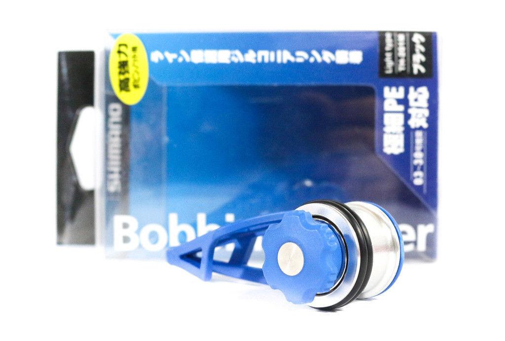TH-201M Bobbin Light Knotter Knot Machine Light Bobbin P.E 0.3 - 3 Blau e173af