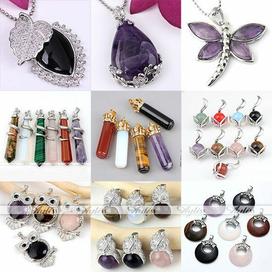 Various Fashion Resin Beads Dangle Pendant For Necklace Charms Jewellery Gift
