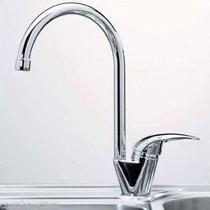 Franke Platino miscelatore cromato da cucina - rubinetto cromo per ...