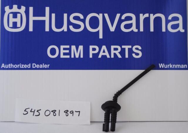 OEM  Husqvarna Fuel Line Part # 545081897  for  124C 124L 125L 128L Ogród i Taras