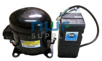 Tecumseh Replacement Refrigeration Compressor Aka4476yxa 3/4 Hp R-134a