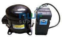 Tecumseh Replacement Refrigeration Compressor Ak169at-032-j7 3/4 Hp R-134a