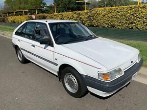 1989-Ford-Laser-GL-Hatchback-VERY-LOW-KM-039-s