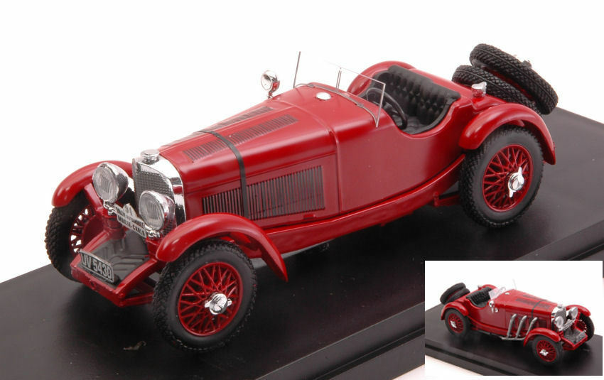 MERCEDES SSK  94 76th Rally Monte Carlo 1930 Howey 1 43 Model rio4538 RIO