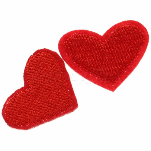 1//3pcs Embroidered Sew Iron On Patches Badge Hat Bag Fabric Applique Clothes DIY