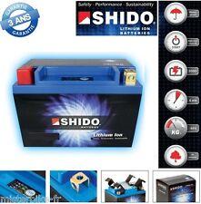 Batterie Lithium Garantie 3an LTX9-BS YTX-9BS HONDA CBR 600 / 900 RR Fireblade