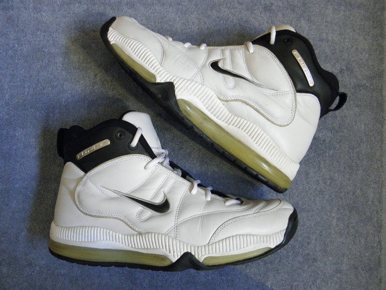 Nike Air total agreden alta la fuerza alta agreden S 12,5 PE Player muestra edición Vintage 90 el último descuento zapatos para hombres y mujeres 59f944