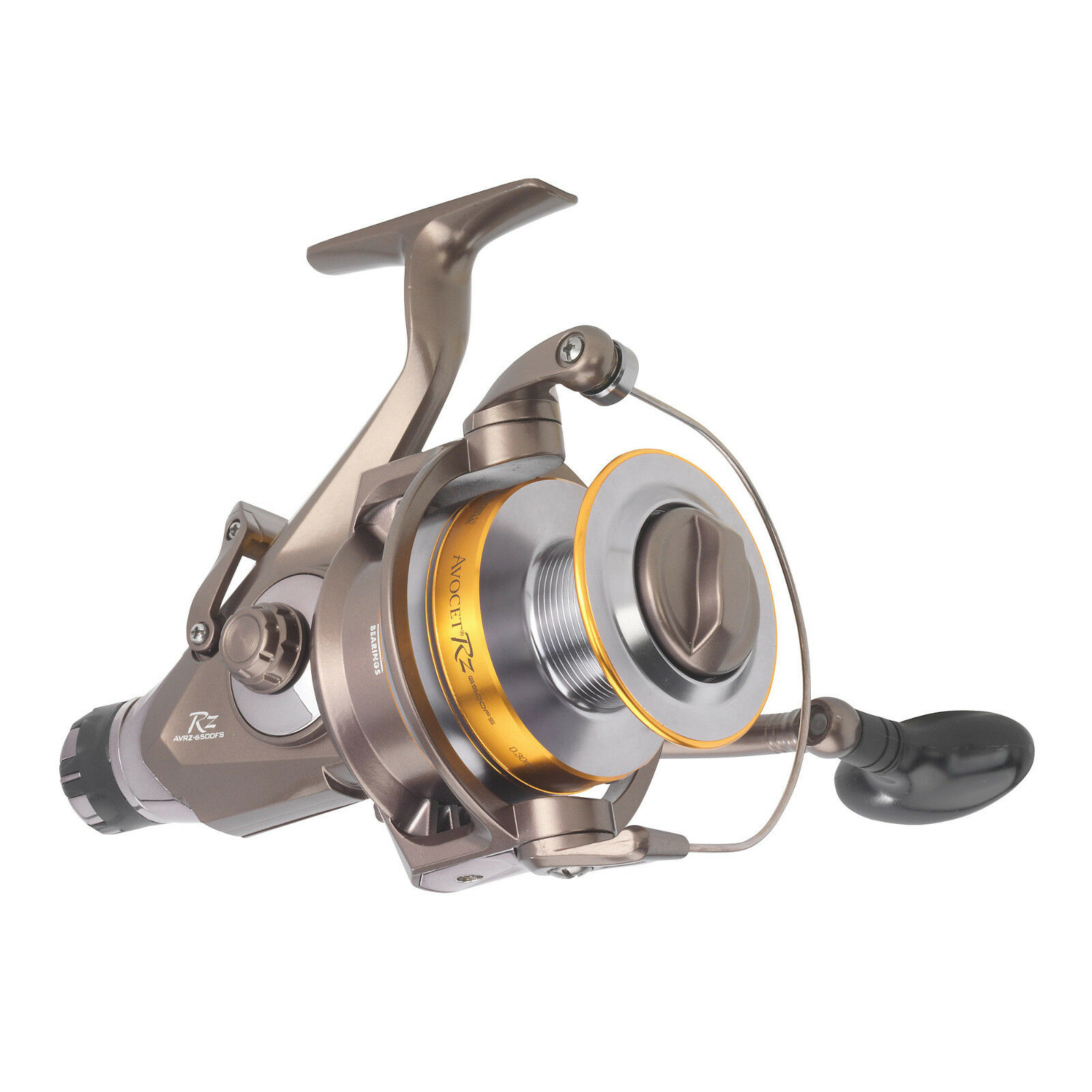 AVOCET 5500 FS  Freilaufrolle  Angelrolle von  Mitchell   Pure Fishing