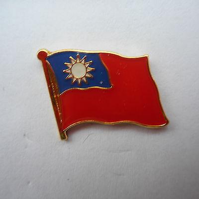 Taiwan Flagge Pin,Anstecker,Anstecknadel,Flag badges