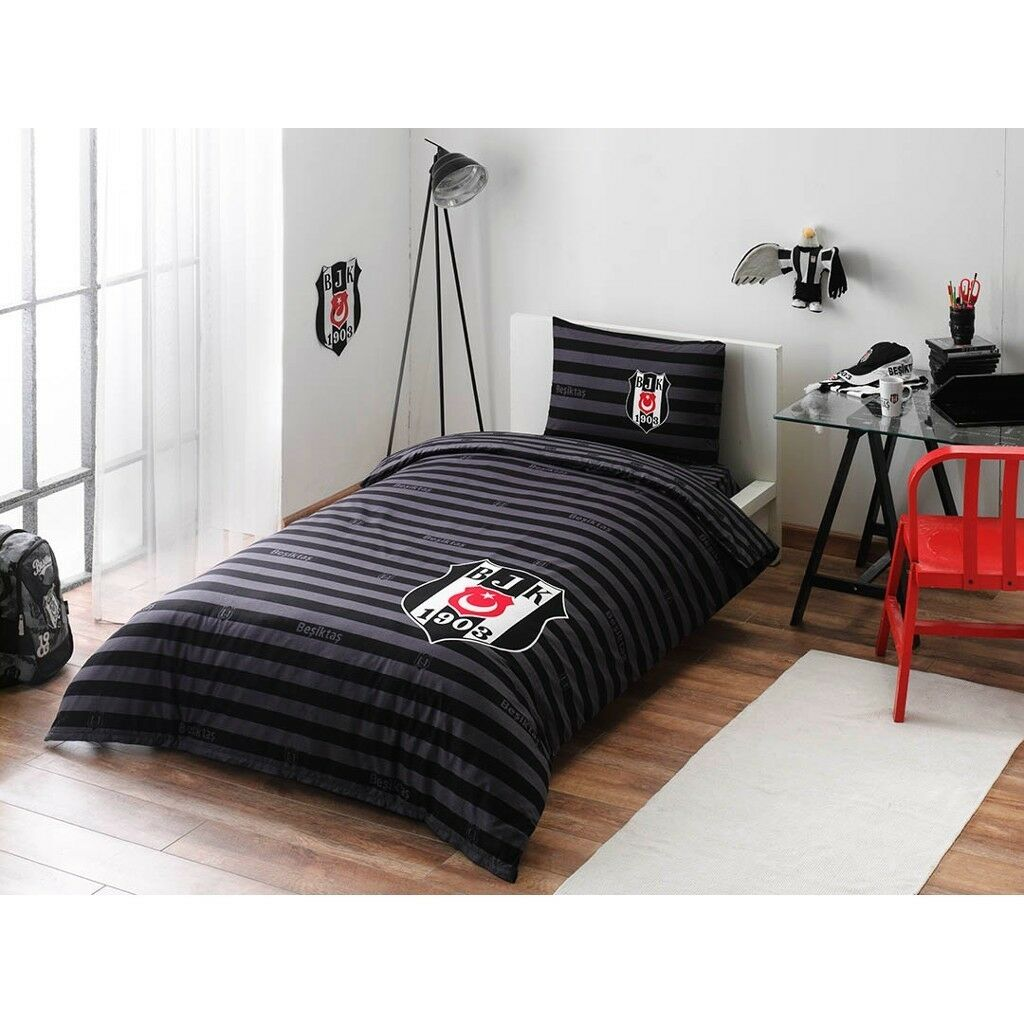 Tac Linens Set-Bjk-FB-GS sous licence Elegant prolétaire référence Set 100% Cotton
