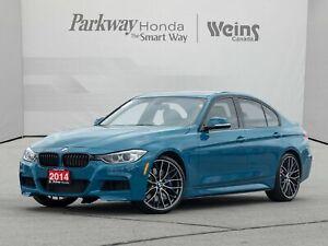 2014 BMW 3 Series I xDrive