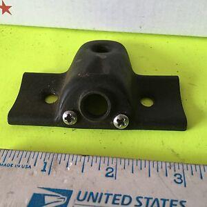 U.S. old car interior mirror mount bracket. Item: 2160