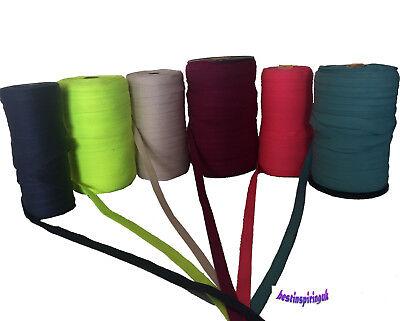 60mm Wide Cotton Herringbone Color tape webbing Aprons Decoration craft
