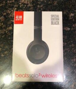 New-Open-Box-Beats-by-Dr-Dre-Solo3-Wireless-On-the-Ear-Headphones-Matte-Black