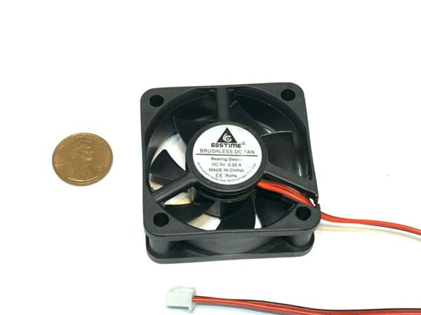 1 Piece Gdstime 5v 5020 Fan Dc 50x50x20 5cm 50mm 2pin Heatsink Computer Cpu A46 Beroemd Voor Geselecteerde Materialen, Nieuwe Ontwerpen, Prachtige Kleuren En Prachtige Afwerking