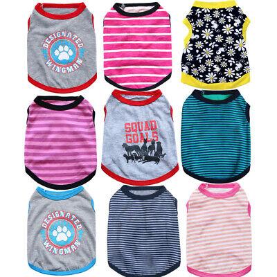 alpha-ene.co.jp Pet Supplies Shirts 4PC, Small Yikeyo Set of 4 ...