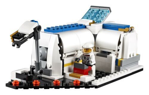 LEGO Creator Space Shuttle Explorer 31066 Building Kit 285 Piece Toy For Kids
