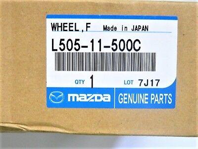 Mazda L505-11-500C Clutch Flywheel