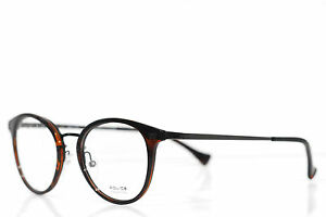 Police Eyeglasses Unisex Occhiali Da Vista Unisex 'METTLE 1 VPL044 0722' NipJfJ7ja