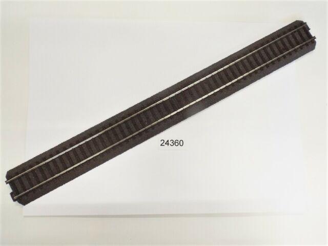 Märklin 24360 C Track Straight, 360 mm # New 1 Pieces #