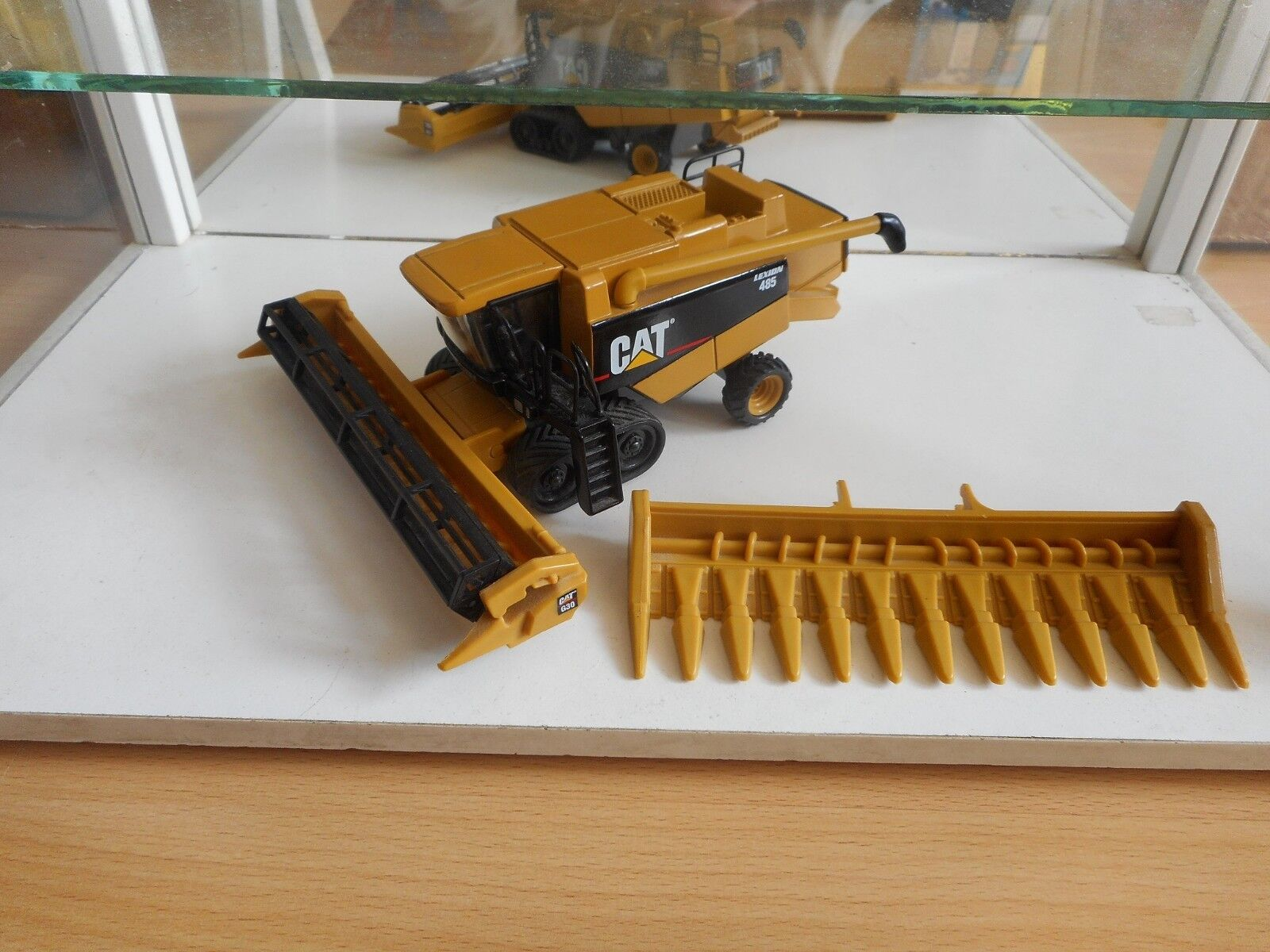 Norscot Catterpillar Cat Lexion 485 in Dark jaune