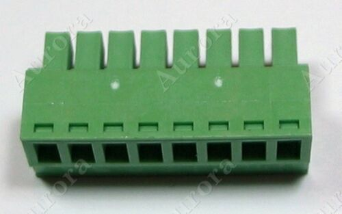 Terminal Block Phoenix Plug Set of 6 // 8 pin 3.5mm // Pluggable Connector