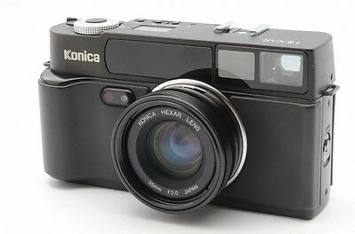 KONICA HEXAR Very Good Condition #87124