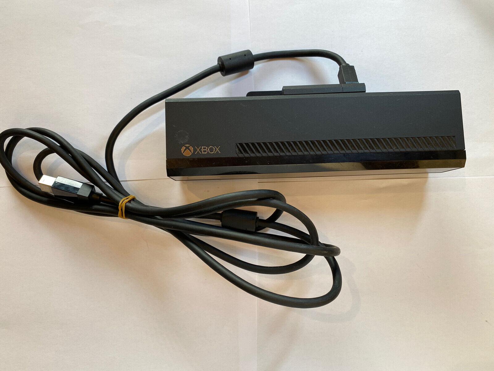 Xbox One Kinect Official Microsoft Controller Motion Sensor camera Black 1520