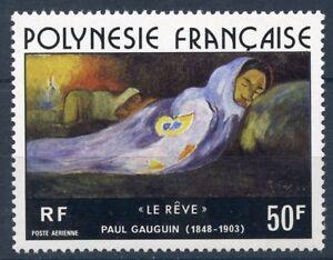 franz-Polynesien-MiNr-223-postfrisch-MNH-Gauguin-Ku74