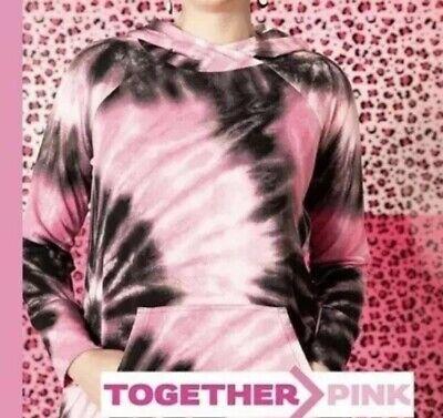 Lularoe Breast Cancer Awareness Black Pink Tie Dye Amber Size Xs Nwt Ebay