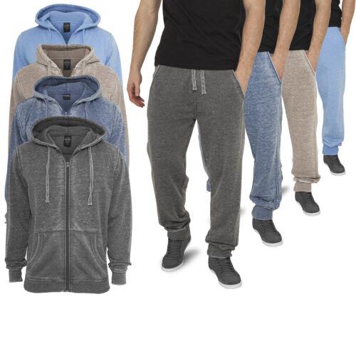 sweatpants /& GT urban Classics /& LT épuisement professionnel messieurs suit Jogging Costume Jumper Hoody