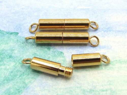 bouchon à vis 26 x 4 mm 3 x bouchon doré; m32