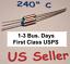 240°C 10A//250V 2-Pack Thermal fuse US Seller 1-3 bus days USPS