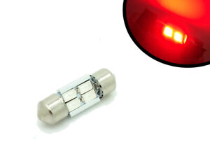 LED Interior Light Festoon Bulb 239 36mm Roof Boot Footwell For Iveco Daily