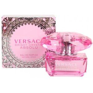 Versace Bright Crystal Absolu Eau de Parfum Damen Duft | eBay