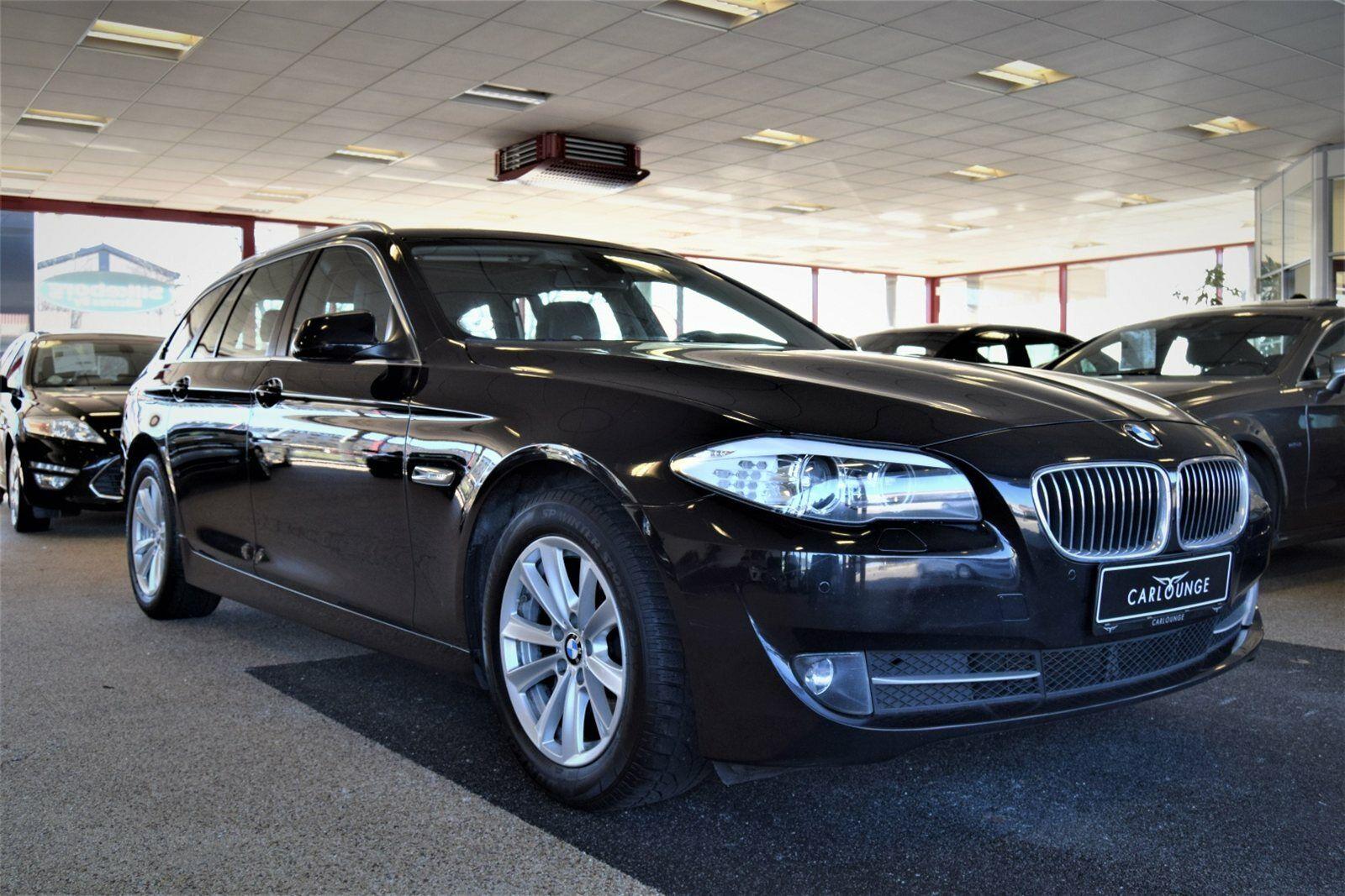 BMW 525d 3,0 Touring aut. 5d