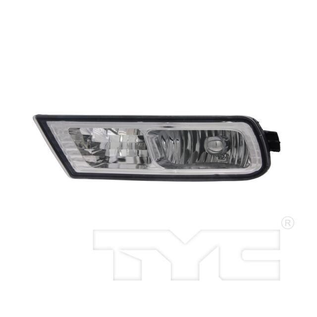 Left - Driver Side Fog Light For 10-13 Acura MDX QC47V1