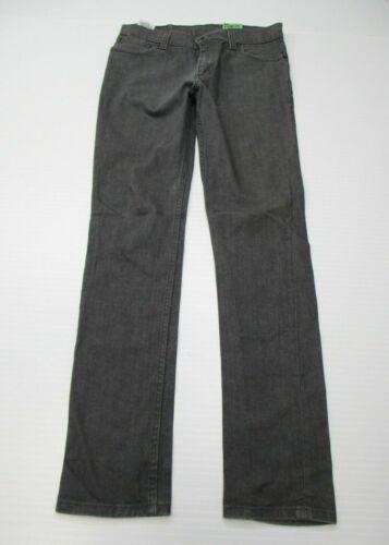 LEVI'S Men's Size 33 Mid Rise Gray Wash 510 Super