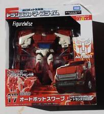 Takara Transformers Prime AM-17 Autobot SWERVE action figure, Breakdown redeco
