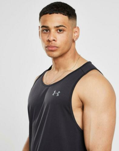 Neuf Under Armour Homme Tech Tank Top